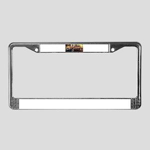 Eagle Concord License Plate Frame