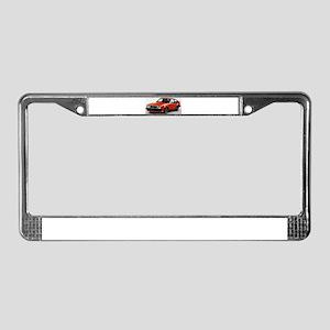AMC AMX License Plate Frame