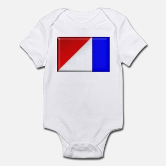 AMC EMB Infant Bodysuit