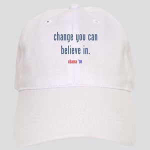 change you can believe in Cap