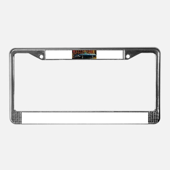 LeSabre License Plate Frame
