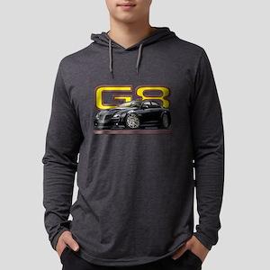 Black Pontiac G8 Long Sleeve T-Shirt