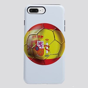 Spanish Futbol iPhone 8/7 Plus Tough Case