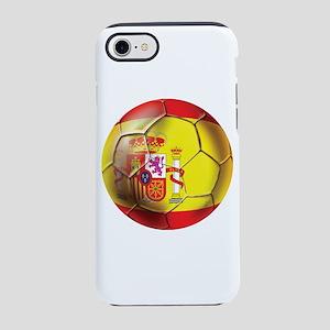 Spanish Futbol iPhone 8/7 Tough Case