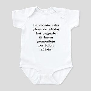 Idiots Infant Bodysuit