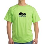 Pollytone Green T-Shirt