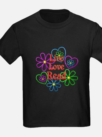 Live Love Read T