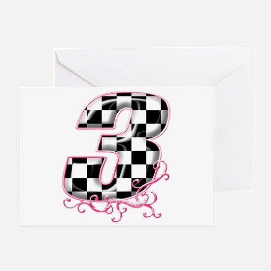 RaceFashion.com Greeting Card