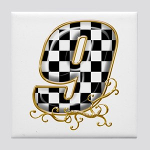 RaceFashion.com Tile Coaster