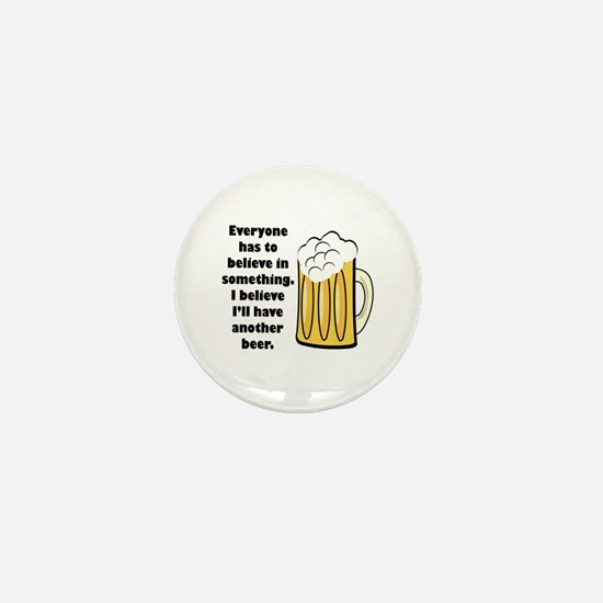 another beer Mini Button