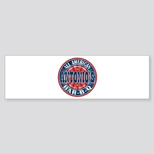 Antonio's All American BBQ Bumper Sticker