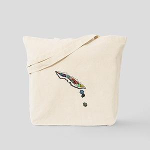 I Bleed Dice (No Text) Tote Bag