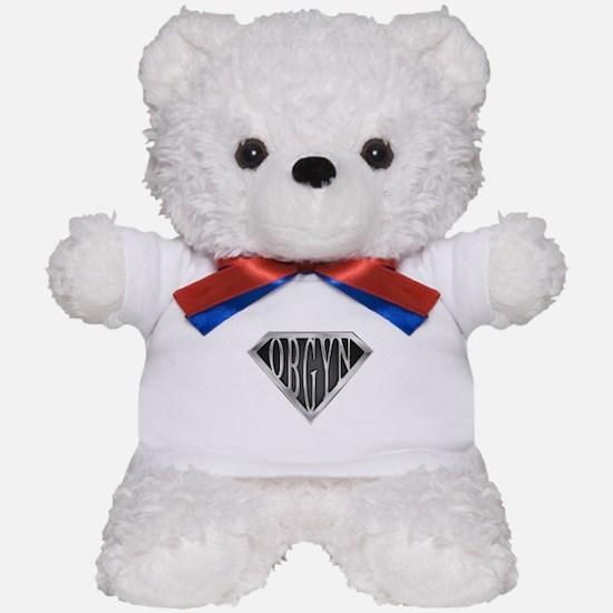 SuperOBGYN(metal) Teddy Bear