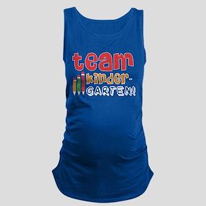 Team Kindergarten Teacher Shirt Tank Top