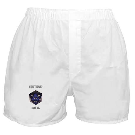 Eat It! Boxer Shorts