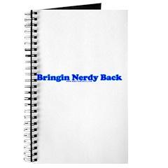Bringin Nerdy Back Journal