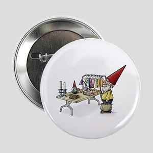 """Yard Sale Gnome 2.25"""" Button"""