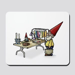 Yard Sale Gnome Mousepad