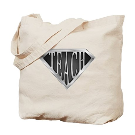 SuperTeach(metal) Tote Bag