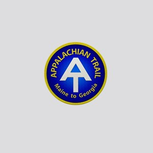 Appalachian Trail Patch Mini Button