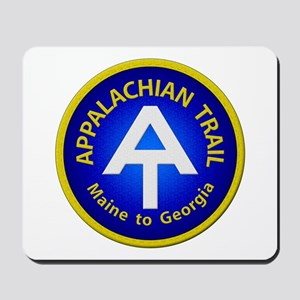 Appalachian Trail Patch Mousepad