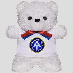 Appalachian Trail Patch Teddy Bear