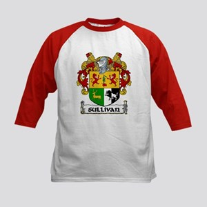 Sullivan Coat of Arms Kids Baseball Jersey