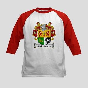 Sullivan Coat of Arms Kids Baseball Jersey