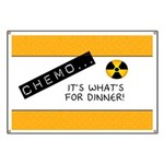 Chemo...It's What's for Dinner Banner