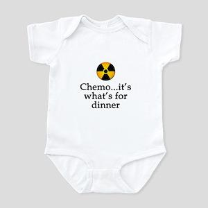 Chemo...It's What's for Dinner Infant Bodysuit