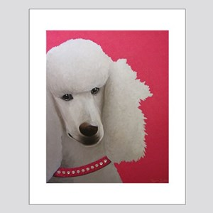 The Poodle Small Poster