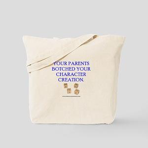 Botched Rolls Tote Bag
