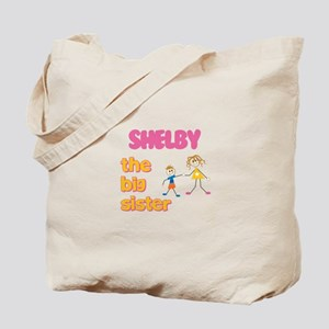 Shelby - The Big Sister Tote Bag