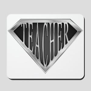 SuperTeacher(metal) Mousepad