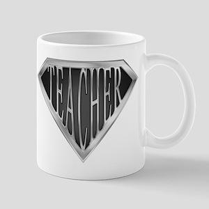 SuperTeacher(metal) Mug