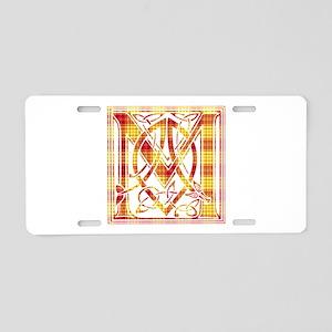 Monogram-MacMillan dress Aluminum License Plate
