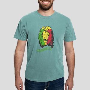 Jamaica Rasta Lion T-Shirt