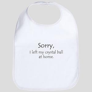 Crystal Ball Bib