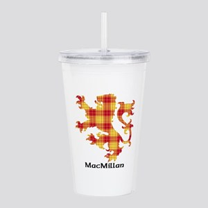 Lion-MacMillan dress Acrylic Double-wall Tumbler