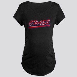 Chase Classic Bat Maternity Dark T-Shirt