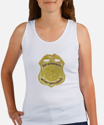 Military Intelligence Women's Tank Top