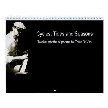 Cycles, Tides and Seasons - Wall Calendar