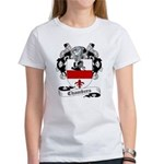 Chambers Family Crest Women's T-Shirt