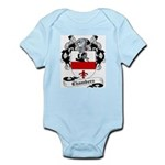 Chambers Family Crest Infant Creeper