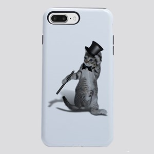 Tap Dancing Cat iPhone 8/7 Plus Tough Case
