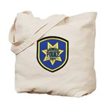 Redwood City Police Tote Bag