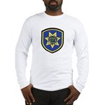 Redwood City Police Long Sleeve T-Shirt