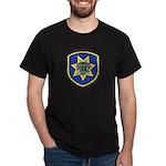 Redwood City Police Dark T-Shirt