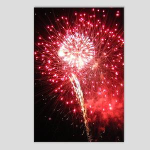 Atlantic Highlands Fireworks Postcards (8-Pk)