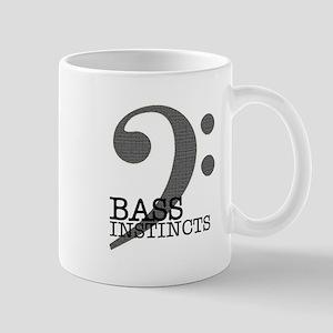Bass Instincts Mug